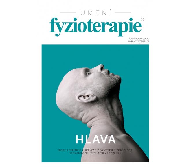 Časopis Umění fyzioterapie č. 9