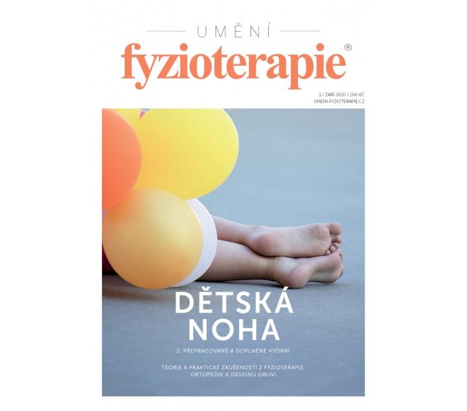 Časopis Umění fyzioterapie č. 1/2. přepracované a doplněné vydání