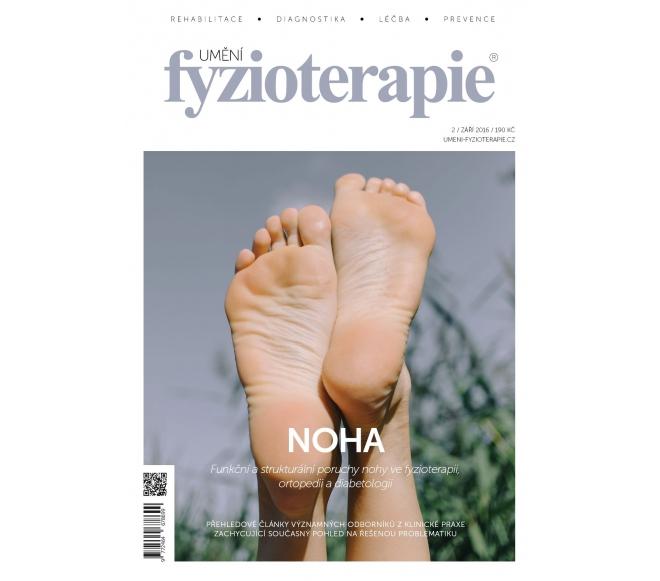Časopis Umění fyzioterapie č. 2