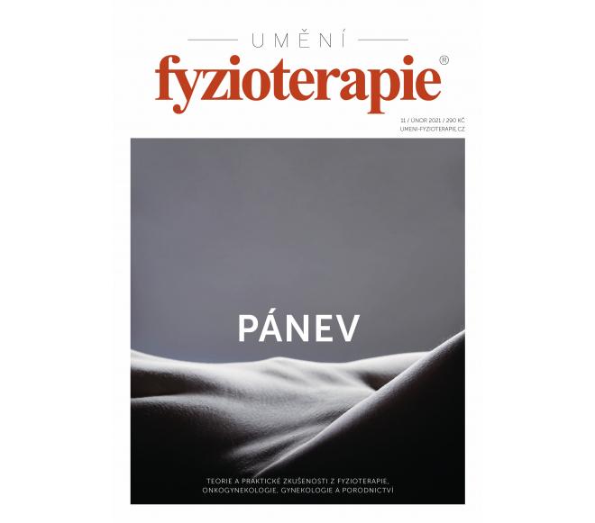 Časopis Umění fyzioterapie č. 11